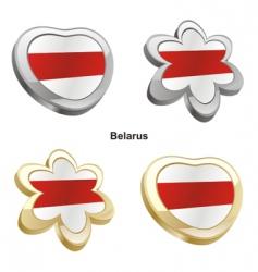 Flag of Belarus vector