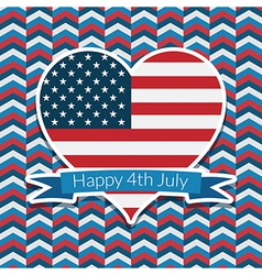 usa decoration vector image