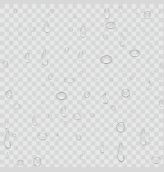 creative of pure clear water vector image