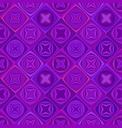 purple geometric diagonal curved shape tile vector image
