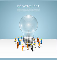 Idea working vector