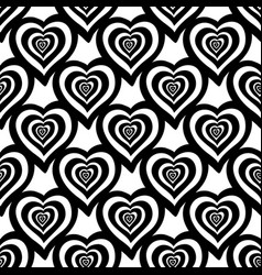 Seamless pattern made from hand drawn doodle vector
