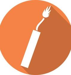 Dynamite Icon vector image vector image