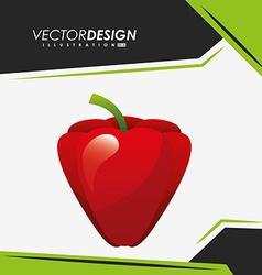 Healthy food design vector