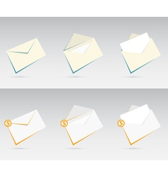 Mails vector image