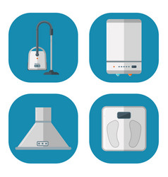 home appliances domestic household vector image vector image
