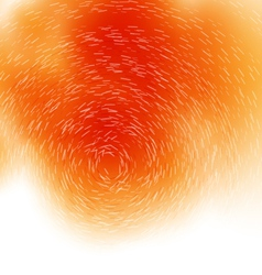 Motion Orange Abstract Background Copy Space for vector image vector image