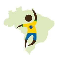 Brazil design vector