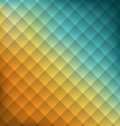 Geometrical abstraction background with squares vector