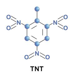 Trinitrotoluene is a chemical compound vector