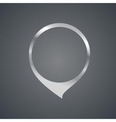 Marker icon vector image vector image