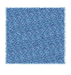 Blue washed denim vector