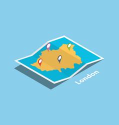 london england capital british explore maps vector image