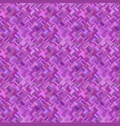 purple geometric diagonal rectangle pattern vector image