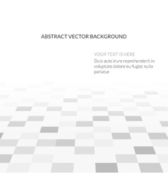 Abstract white background with empty space vector