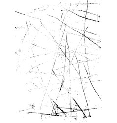Retro grungy monochrome texture concept vector