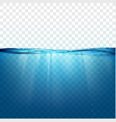 Water wave surface vector