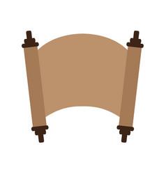Traditional torah image vector