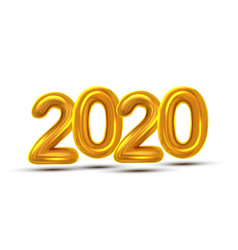 2020 new year celebration banner vector