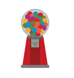 candy icon image vector image