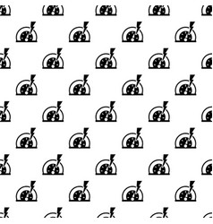 dash board energy pattern seamless vector image
