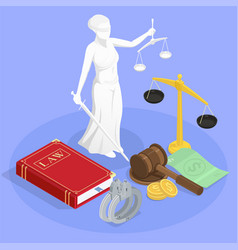 Themis justice composition vector
