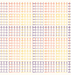 abstract geo grid pattern pastel color vector image
