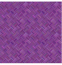 purple abstract repeating diagonal striped vector image