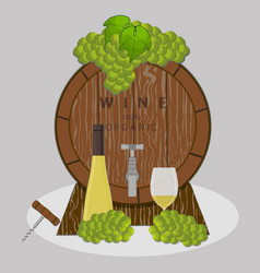 Th wine vector