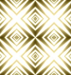 Golden crosses striped festive shining vector image vector image