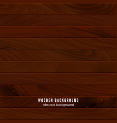 brown wooden texture wood surface floor or vector image