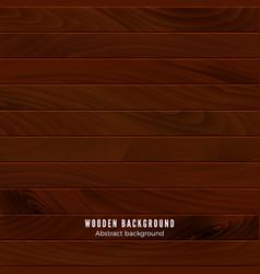 brown wooden texture wood surface floor or vector image