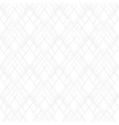 seamless hatch pattern monochrome background vector image