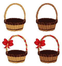 Set of Baskets4 vector