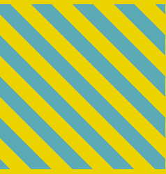 tile pattern with mint green and yellow stripes vector image
