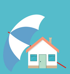 House under the umbrella concept of security of vector