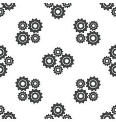 Cogs pattern vector