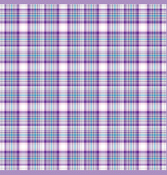 seamless abstract colorful checkered vector image