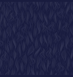 Texture of the blue artificial fur vector