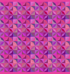 purple geometrical striped shape tile mosaic vector image