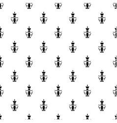 underwater turbine pattern seamless vector image