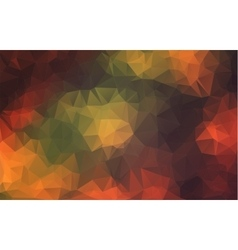 Varios Abstract polygonal background vector image