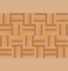 wooden parquet texture seamless pattern vector image