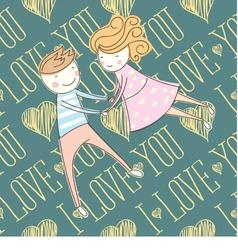 marriage vector image vector image