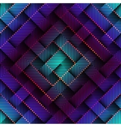 Abstract card computer pattern vector