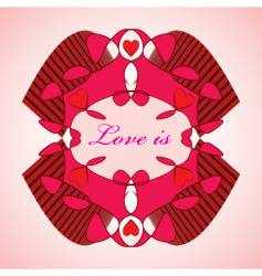 Love graphic vector