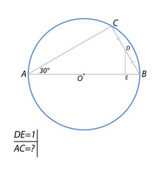 The task of finding the chord length vector
