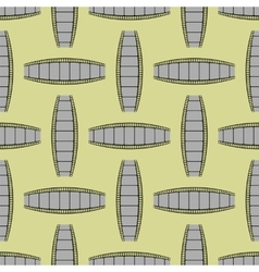 Film Stripes Background Seamless Cinema Pattern vector image
