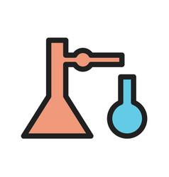 Mixing chemicals ii vector