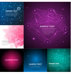 abstract background graphic digital line colorful vector image